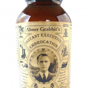 Abner Grabbit's Instant Executive Embrocation