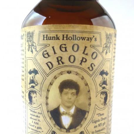 """Hunk Holloway's """"Gigolo Drops"""""""