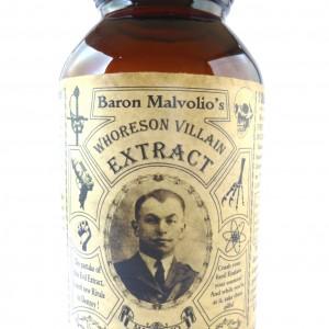 Baron Malvolio's Whoreson Villain Extract