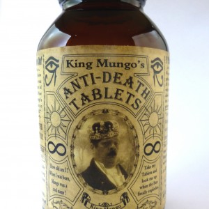 King Mungo's Anti-Death Tablets