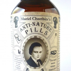 Muriel Cheetbite's Anti-Nature Pills