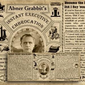 Abner Grabbit – Label Download