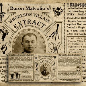 Baron Malvolio – Label Download