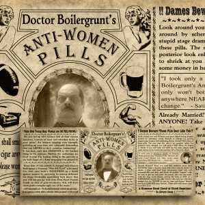 Doctor Boilergrunt – Label Download
