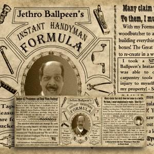 Jethro Ballpeen – Label Download