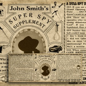 John Smith – Label Download