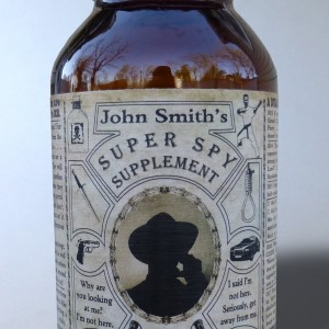 "John Smith's ""Super Spy Supplement"""