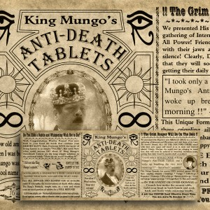King Mungo – Label Download