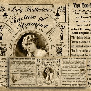 Lady Heatherton – Label Download