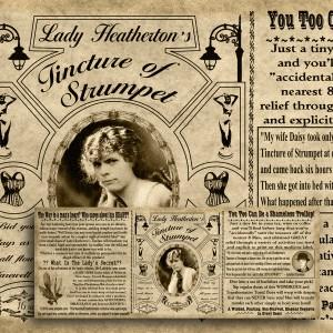 Lady Heatherton – Label Download