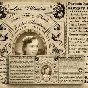 Lisa Wilamina – Label Download
