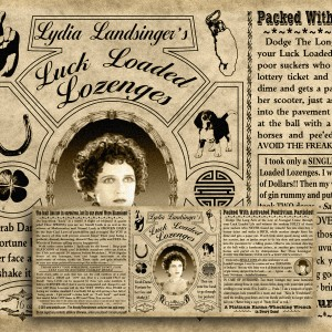 Lydia Landsinger – Label Download