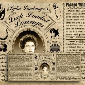 Lydia Landsinger – Label Download