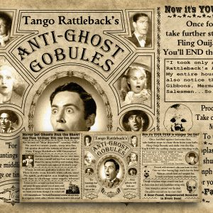 Tango Rattleback – Label Download