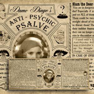Dame Dingo – Label Download